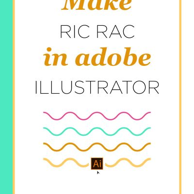 How to Create Ric-Rac in Illustrator